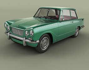 3D model Triumph Vitesse Saloon