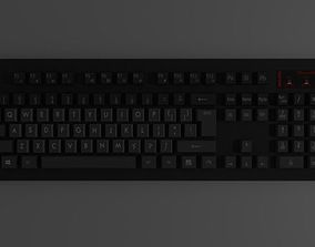 3D model Keyboard Gaming