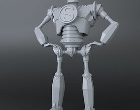 sculptures Iron Giant 3D Print Ready model v2