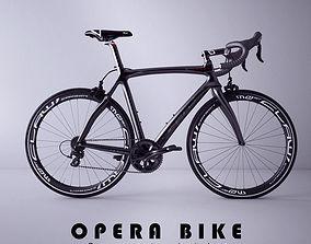 3D model Opera Bicycle