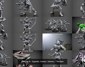 3D model Chapter 6 - Gypsies tramps thieves