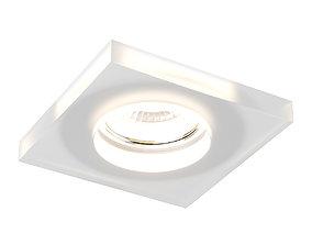 3D model 002250 Anello Lightstar Recessed spotlight