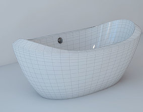 3D model Bathtub freestanding