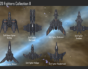 3D 2D Fighters Collection II
