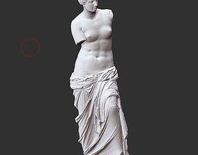 Venus 3D model sculptural