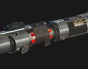 Lightsaber 3D