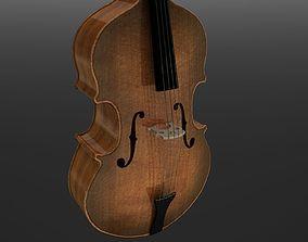3D model Standup Bass