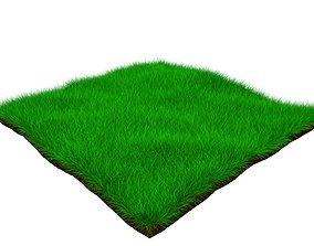 spade 3D Grass