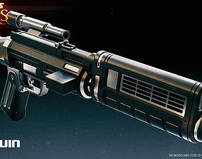 Baragwin assault gun 3D print model