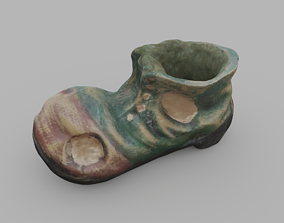 Garden Flowerpot Boot 3D printable model