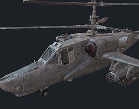 3D model realtime Kamov Ka-50s