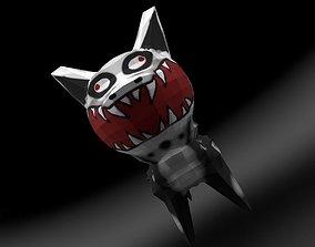 3D model Dogg - tremendously low-poly meme dog