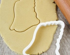 Sink cookie cutter for professional 3D print model