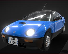 3D model Mazda Autozam AZ-1