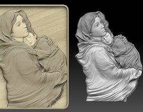 3D print model madona Ferruzzi Virgin Mary