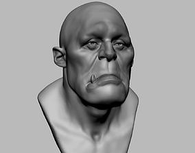 Creature Guh 3D model