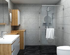 3D model Bathroom Banyo Dizayn