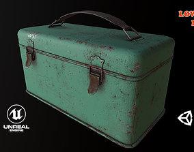 3D model Old Toolbox