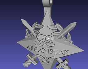 Official Poland Stars decorations 3D print model