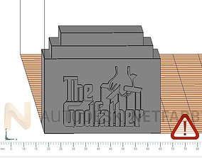The Godfather stand 3D print model