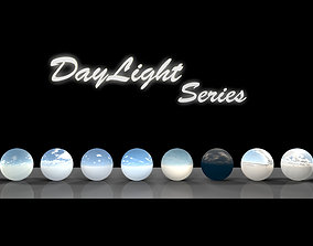 HDRi Daylight Series 3D hdr