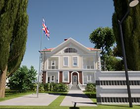 pdf 3D model Victorian House