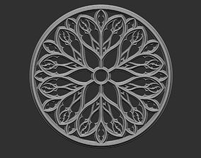 Gothic Tracery 6 3D print model