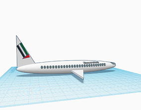 Aircraft other 3D model