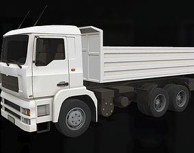 3D asset Truck