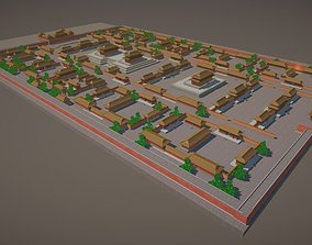 Forbidden City 3D model