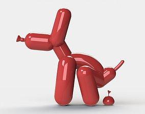 Balloon Dog 3D printable model