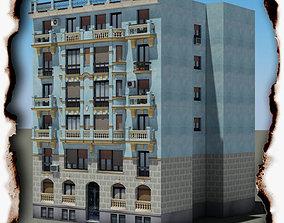 Building 3D asset low-poly