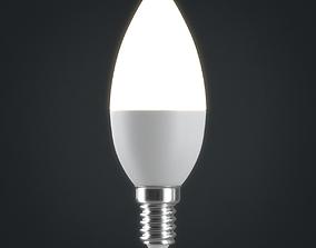 Light bulb 11 3D model