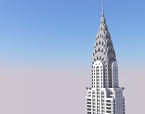 Chrysler Building 3D printable model