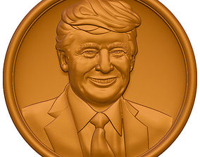 3D Donald Trump
