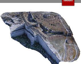 224 Fortress 3D asset