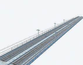 model Highspeed Railway