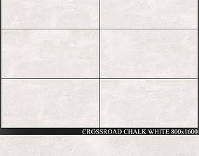 3D model ABK Crossroad Chalk White 800x1600