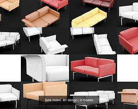 3D Sofa mabel BT design hall