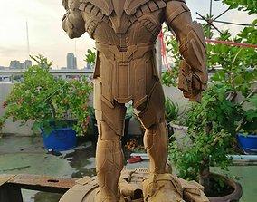 Thanos infinity war 3D printable model