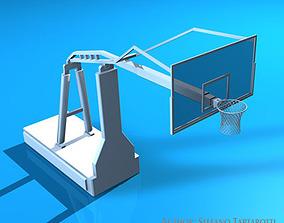 3D model Basketball hoop