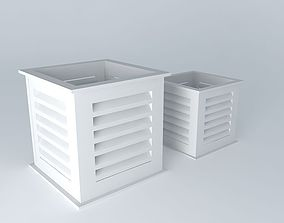3D model LANTERN 2 EGEE houses the world