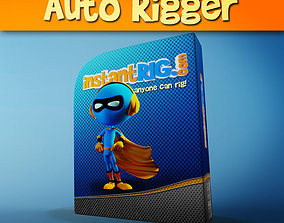 InstantRig Auto Rigger Script for Max 3D