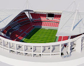3D Toyota Stadium - Japan