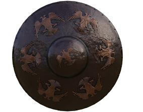seljuk-shield-eagle 3D