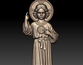 Baby Jesus 2 3D printable model