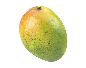 Photorealistic Mango 3D Scan 3dscan