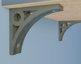 3D printable model Shelf Bracket 6