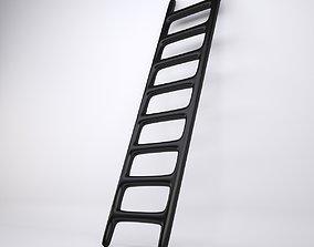 3D model Carbon Fiber Ladder