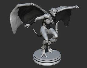 Gargoyl Female 3D printable model